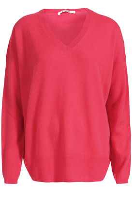 Cashmere Pullover Lipstick Pink