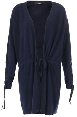 Cardigan aus Cashmere Midnight Blue